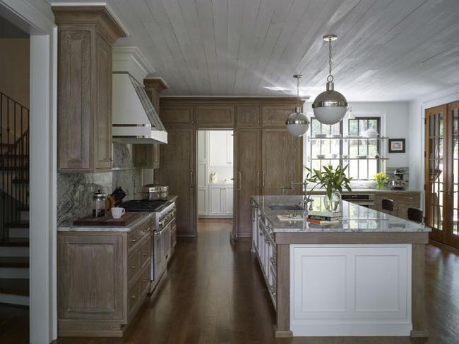 Nhà bếp trong mơ của nhiều người bởi đơn giản nhưng đẹp vượt thời gian - Ảnh 5