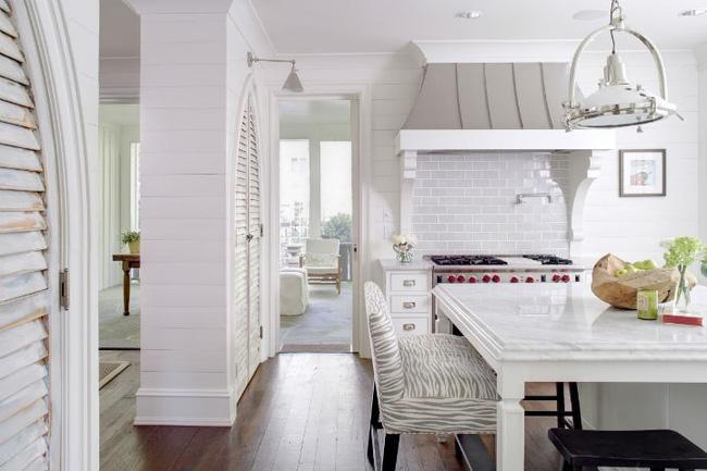 Nhà bếp trong mơ của nhiều người bởi đơn giản nhưng đẹp vượt thời gian - Ảnh 6
