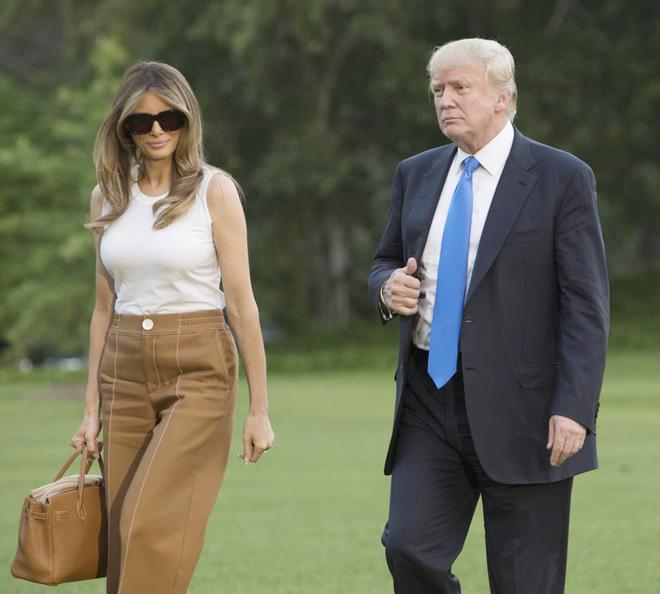 Phu nhân Tổng thống Mỹ sành hàng hiệu nhất thế giới: 1 chiếc áo cũng 1,2 tỷ đồng - Ảnh 3