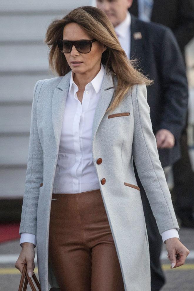 Phu nhân Tổng thống Mỹ sành hàng hiệu nhất thế giới: 1 chiếc áo cũng 1,2 tỷ đồng - Ảnh 7