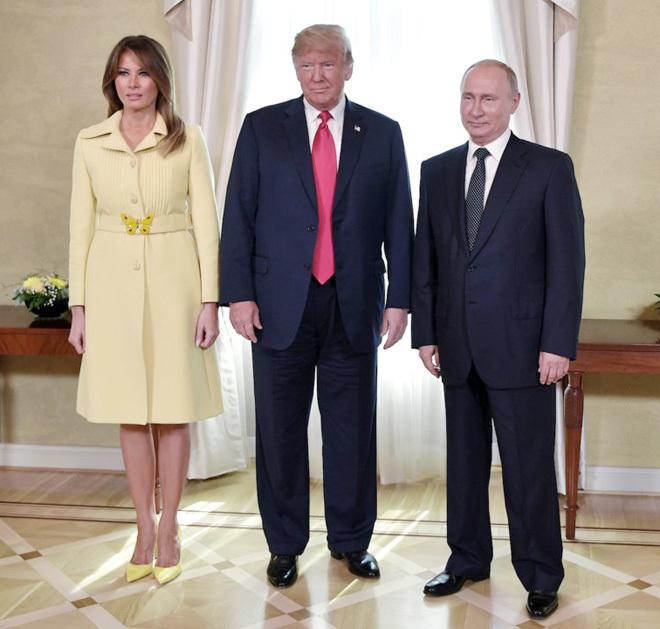 Phu nhân Tổng thống Mỹ sành hàng hiệu nhất thế giới: 1 chiếc áo cũng 1,2 tỷ đồng - Ảnh 8