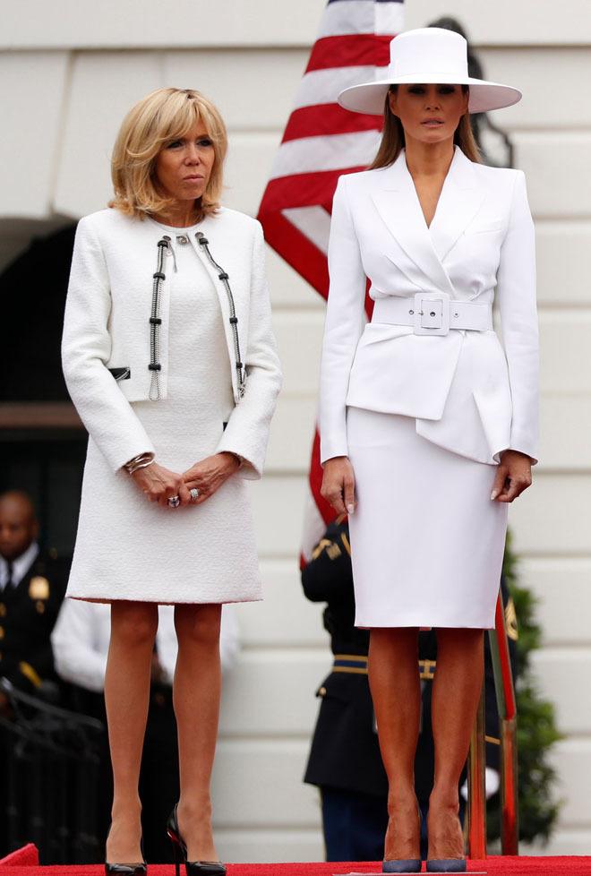 Phu nhân Tổng thống Mỹ sành hàng hiệu nhất thế giới: 1 chiếc áo cũng 1,2 tỷ đồng - Ảnh 9