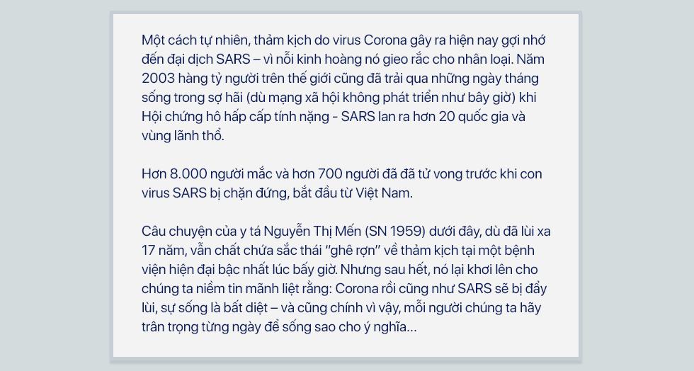 Nữ y tá Việt Nam sống sót kỳ diệu và hành trình chạm mặt tử thần corona chủng cũ - Ảnh 1