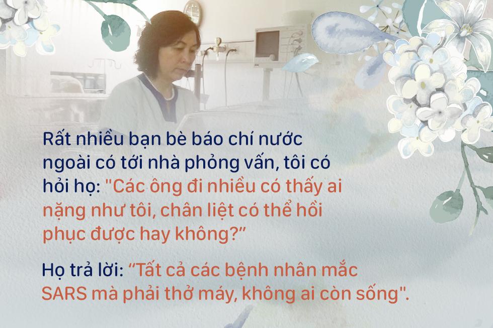 Nữ y tá Việt Nam sống sót kỳ diệu và hành trình chạm mặt tử thần corona chủng cũ - Ảnh 18