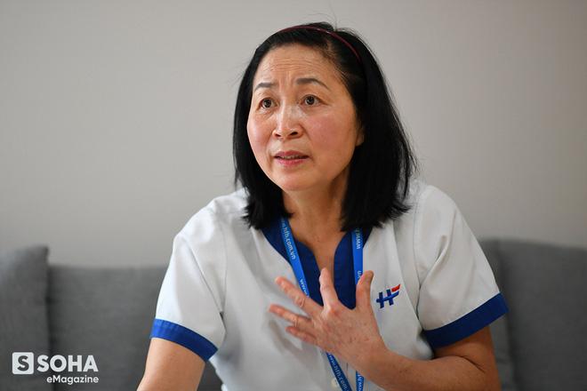Nữ y tá Việt Nam sống sót kỳ diệu và hành trình chạm mặt tử thần corona chủng cũ - Ảnh 4