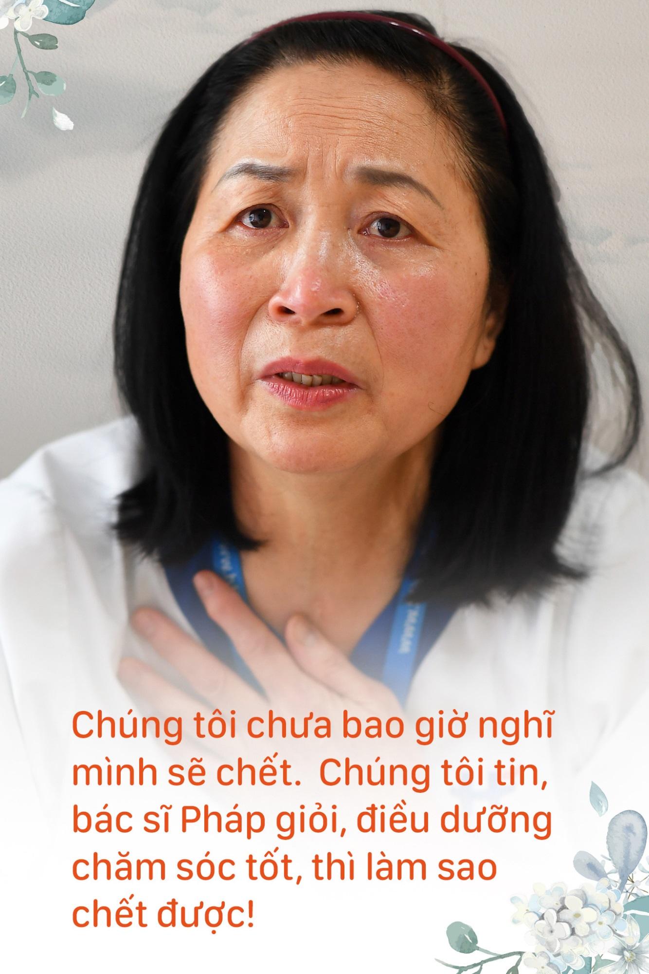 Nữ y tá Việt Nam sống sót kỳ diệu và hành trình chạm mặt tử thần corona chủng cũ - Ảnh 5