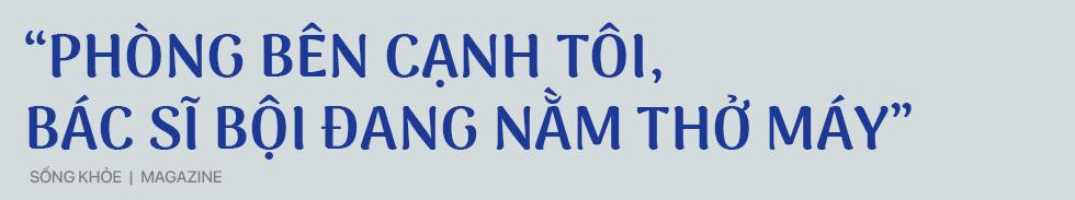 Nữ y tá Việt Nam sống sót kỳ diệu và hành trình chạm mặt tử thần corona chủng cũ - Ảnh 9