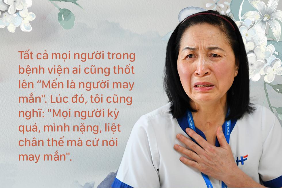 Nữ y tá Việt Nam sống sót kỳ diệu và hành trình chạm mặt tử thần corona chủng cũ - Ảnh 10
