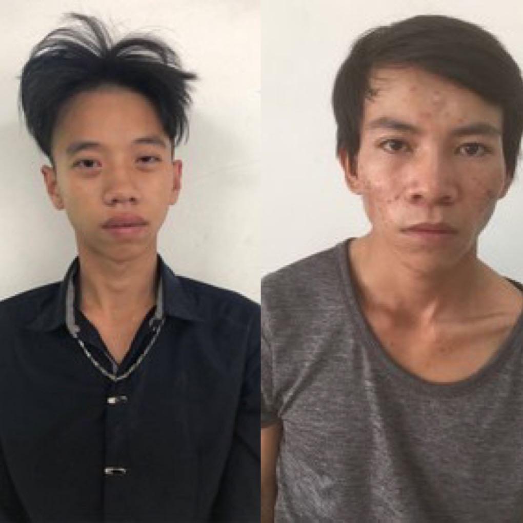 Thấy bạn gái bị người yêu cũ đánh, thanh niên cùng nhóm bạn dùng dao truy sát tình địch ở công viên trung tâm Sài Gòn - Ảnh 1