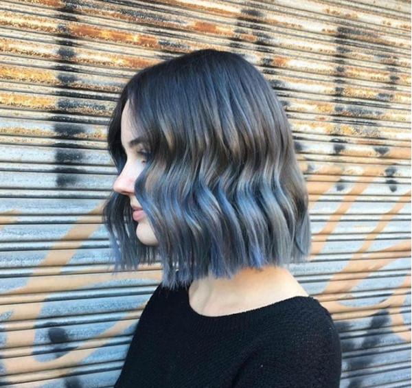 """Tóc ngắn sẽ sang chảnh hơn nếu đi kèm 6 màu nhuộm """"hot trend"""" này - Ảnh 3"""