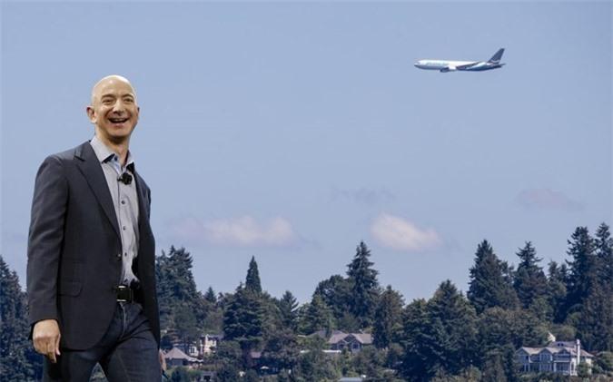 Choáng ngợp khối bất động sản khổng lồ của tỉ phú giàu nhất hành tinh - Ảnh 2