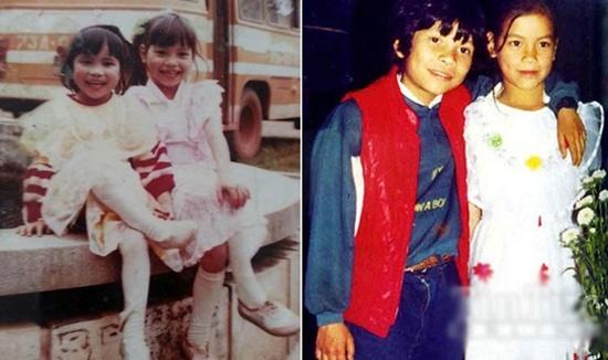 Khoe ảnh con gái cách đây gần 30 năm, mẹ Hà Hồ khen: 'Từ nhỏ mặt cô ấy đã sáng rồi' - Ảnh 6
