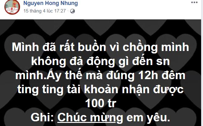 Rộ tin Xuân Bắc lên chức bố lần 3, tặng vợ quà sinh nhật 100 triệu đồng - Ảnh 3