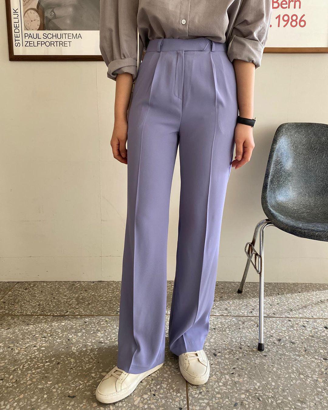 Bỏ qua 4 mẫu quần đang hot rần rần thì không ổn, bởi tất cả sẽ đưa style mùa hè của bạn sang trang mới huy hoàng - Ảnh 4