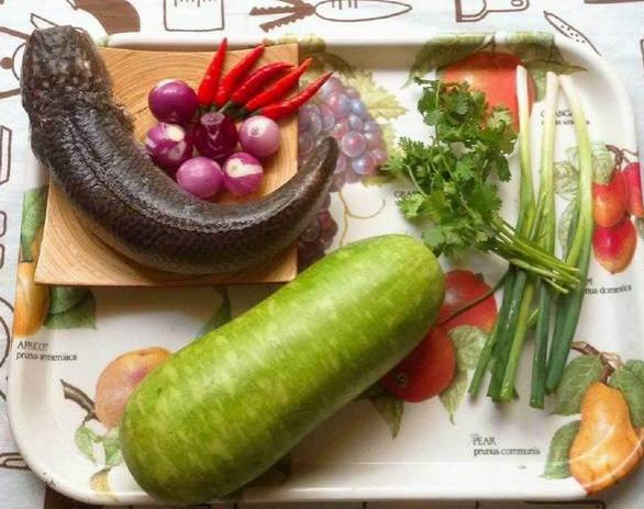 4 bước làm món cá lóc hấp bầu thơm ngon bổ dưỡng - Ảnh 1