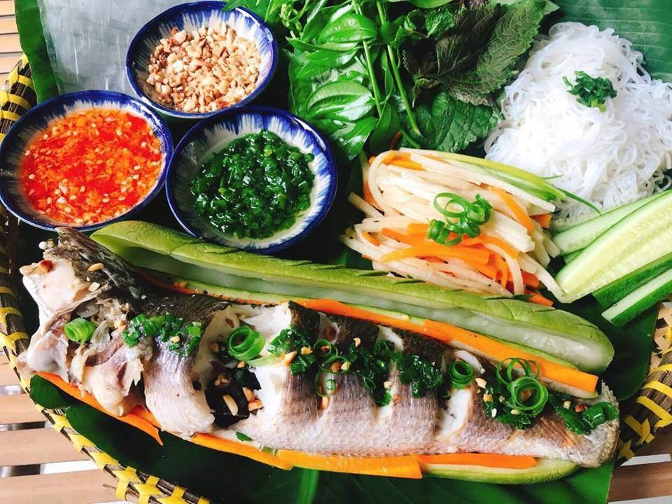 4 bước làm món cá lóc hấp bầu thơm ngon bổ dưỡng - Ảnh 3