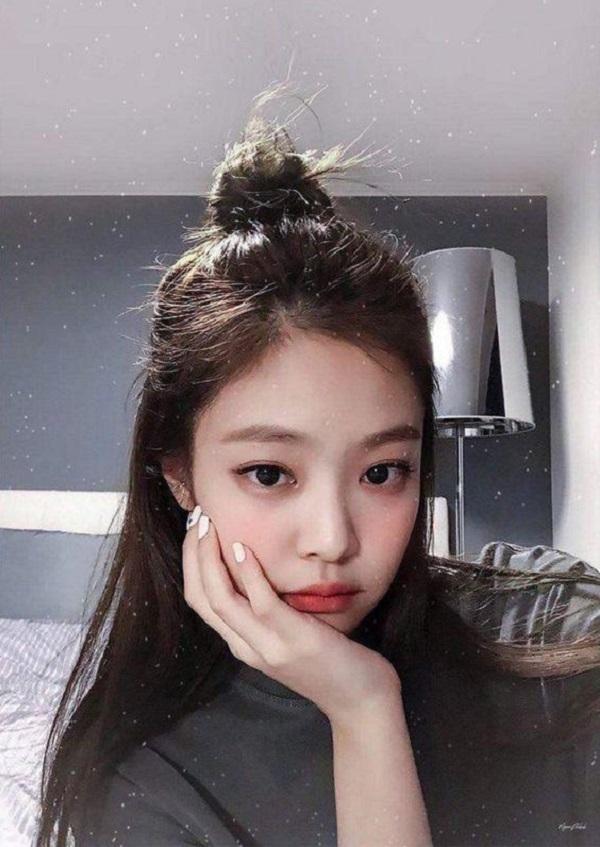 Jennie đích thị là idol tạo trend, để kiểu tóc nào cũng thành mốt đình đám - Ảnh 3