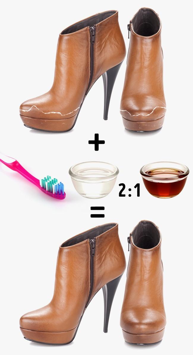 11 mẹo đơn giản không chỉ giúp giày cũ sạch bóng như mới mà còn vừa vặn hơn với đôi chân bạn - Ảnh 11