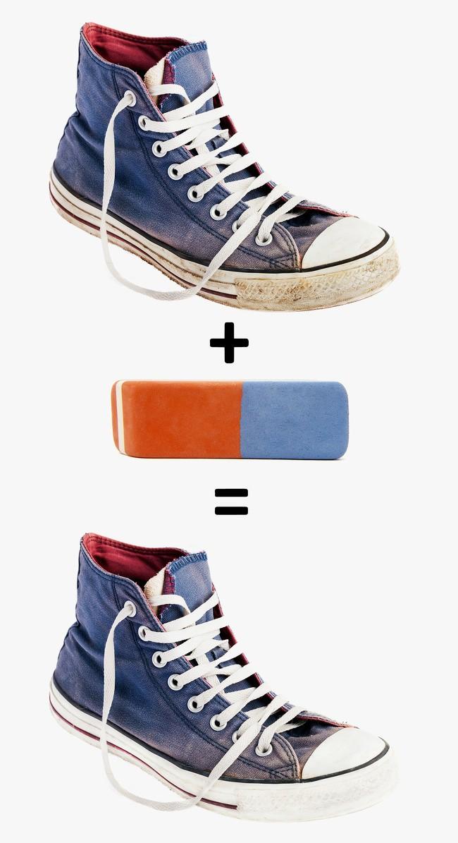 11 mẹo đơn giản không chỉ giúp giày cũ sạch bóng như mới mà còn vừa vặn hơn với đôi chân bạn - Ảnh 2