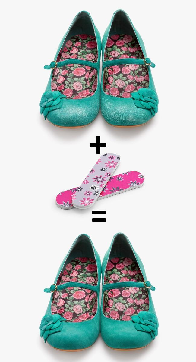 11 mẹo đơn giản không chỉ giúp giày cũ sạch bóng như mới mà còn vừa vặn hơn với đôi chân bạn - Ảnh 3