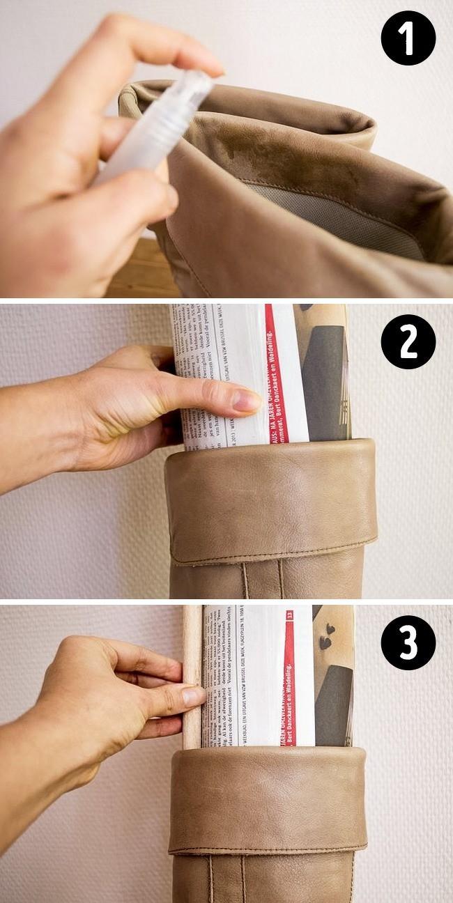 11 mẹo đơn giản không chỉ giúp giày cũ sạch bóng như mới mà còn vừa vặn hơn với đôi chân bạn - Ảnh 6