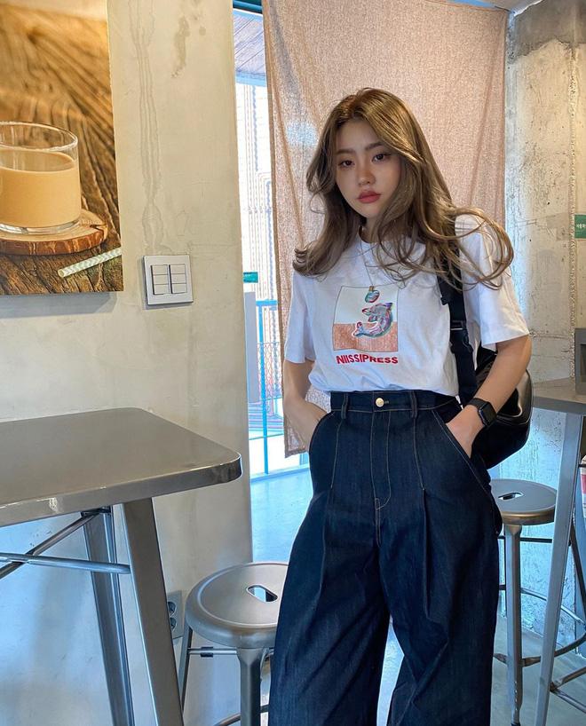 6 kiểu quần jeans hot nhất hè này, chị em muốn được khen ăn mặc sang xịn, trendy hãy update ngay - Ảnh 12