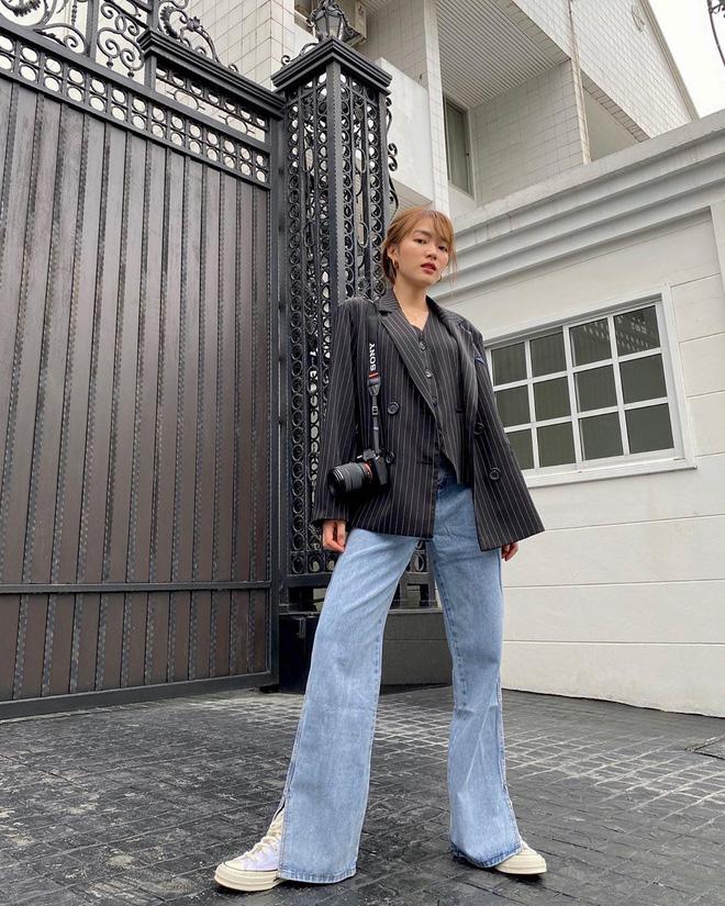 6 kiểu quần jeans hot nhất hè này, chị em muốn được khen ăn mặc sang xịn, trendy hãy update ngay - Ảnh 7