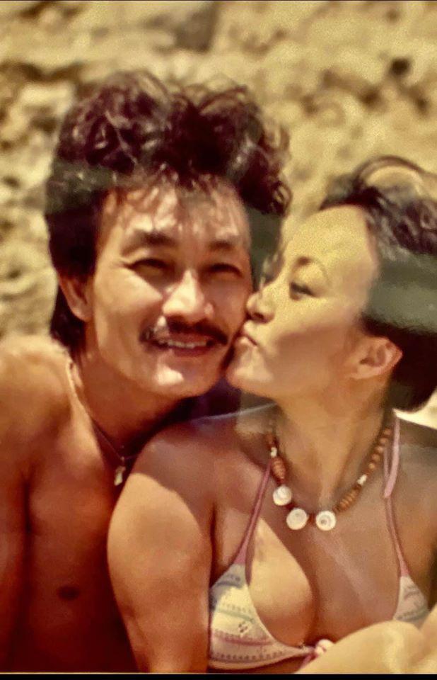 Hương Lan lên tiếng khi bị phản ứng vì đăng ảnh mặc bikini cạnh ông xã - Ảnh 3