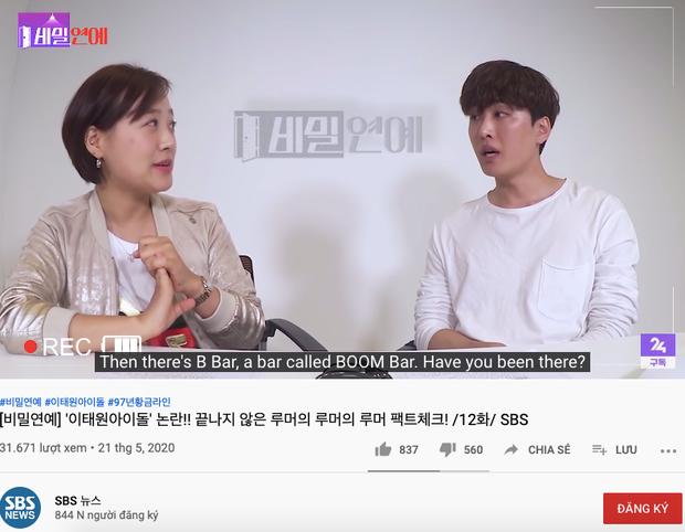 Phóng viên từng bóc bê bối Seungri đã hành động: Vạch trần Jungkook (BTS) và 3 idol đến bar có phụ nữ bán nude ở ổ dịch Itaewon - Ảnh 4