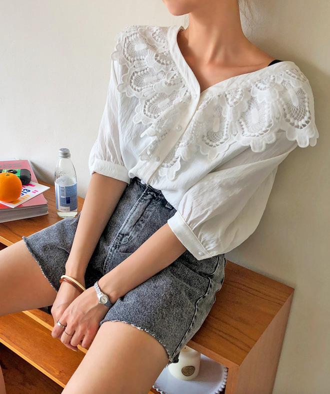 Để không lộ bắp tay 'lực sĩ' như Á hậu Diễm Trang, chị em nên sắm ngay 5 kiểu áo này nhé - Ảnh 2