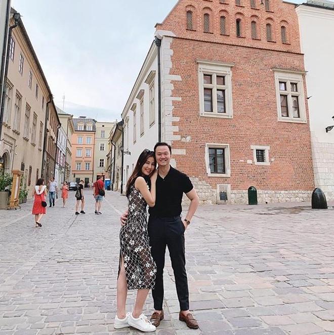 Diễm My 9X du lịch Ba Lan cùng bạn trai doanh nhân - Ảnh 1