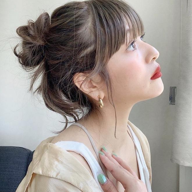 5 kiểu tóc mái nịnh mặt 'hot hit' nhất năm nay: Kiểu nào cũng dễ diện, đặc biệt có mái 'kiểu Pháp' cực sang - Ảnh 2