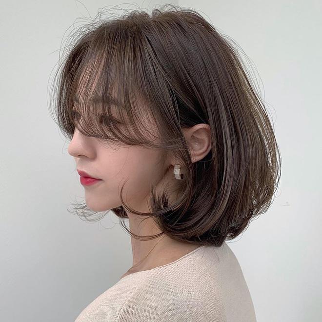 5 kiểu tóc mái nịnh mặt 'hot hit' nhất năm nay: Kiểu nào cũng dễ diện, đặc biệt có mái 'kiểu Pháp' cực sang - Ảnh 3