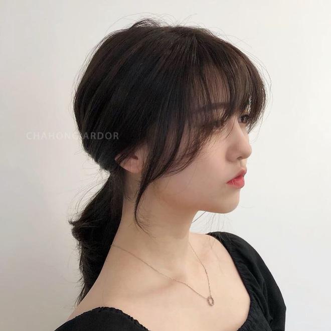 5 kiểu tóc mái nịnh mặt 'hot hit' nhất năm nay: Kiểu nào cũng dễ diện, đặc biệt có mái 'kiểu Pháp' cực sang - Ảnh 5