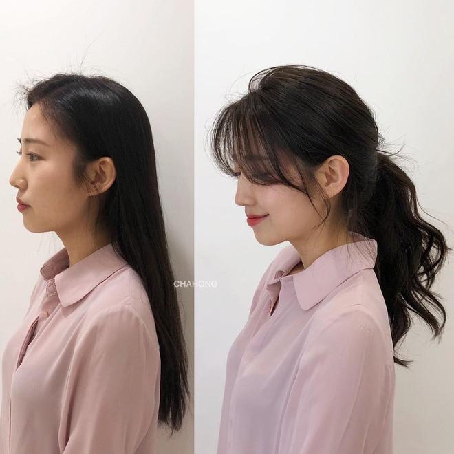 5 kiểu tóc mái nịnh mặt 'hot hit' nhất năm nay: Kiểu nào cũng dễ diện, đặc biệt có mái 'kiểu Pháp' cực sang - Ảnh 7