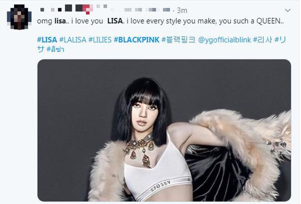 BLACKPINK 'nhá hàng' mà dân tình chỉ dán mắt vào vòng 1 của Lisa: Em út o ép bốc lửa, netizen 'rớt liêm sỉ' hàng loạt! - Ảnh 8