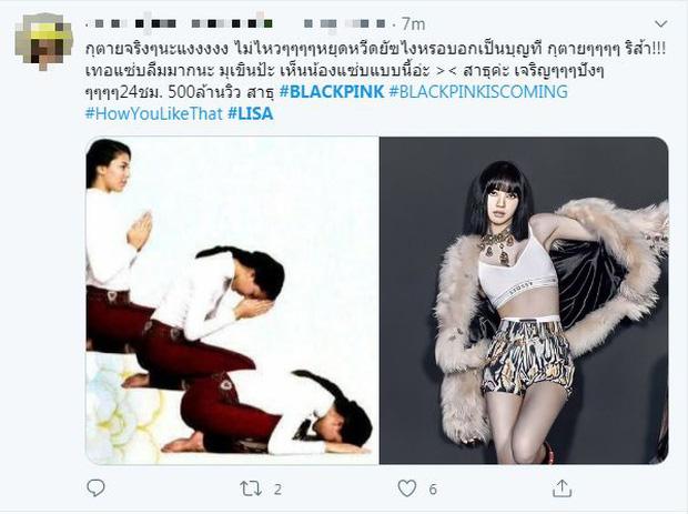 BLACKPINK 'nhá hàng' mà dân tình chỉ dán mắt vào vòng 1 của Lisa: Em út o ép bốc lửa, netizen 'rớt liêm sỉ' hàng loạt! - Ảnh 9