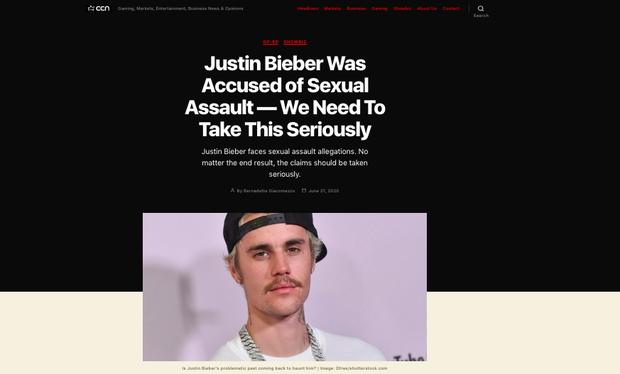 CHẤN ĐỘNG: Billboard đưa tin Justin Bieber bị cáo buộc hiếp dâm 2 người phụ nữ trong lúc hẹn hò Selena Gomez - Ảnh 2