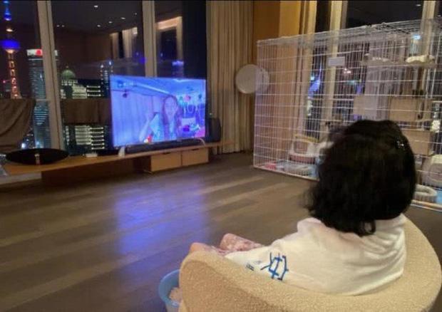 Cuộc sống xa hoa của Angela Baby: Biệt thự bạc tỷ rộng 700m2 trang hoàng như khách sạn 5 sao, ốp điện thoại da cá sấu đắt đỏ - Ảnh 1