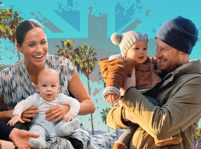 Toan tính khác của Meghan khi đến Mỹ: Nếu Harry đòi ly dị, bé Archie sẽ khó quay lại Anh vì lý do này - Ảnh 1