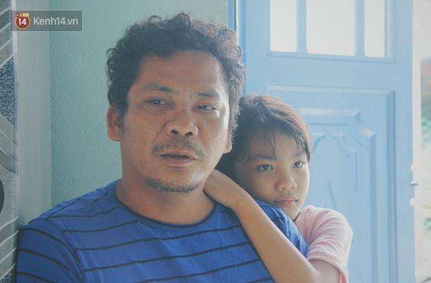 Vợ ngại khổ, bỏ lại chồng tật nguyền cùng 2 đứa con gái thơ dại trong căn chòi xập xệ để đi tìm hạnh phúc mới - Ảnh 16