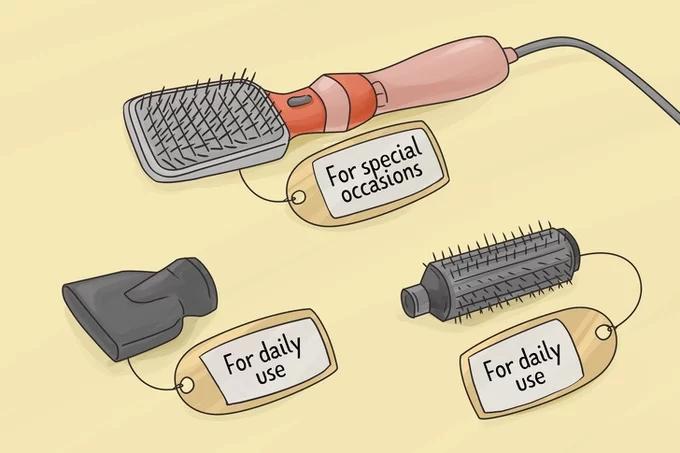 15 lỗi khi dùng máy sấy khiến tóc vừa khô xơ vừa mất nếp - Ảnh 12