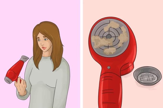 15 lỗi khi dùng máy sấy khiến tóc vừa khô xơ vừa mất nếp - Ảnh 13