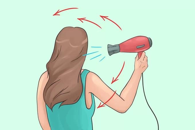 15 lỗi khi dùng máy sấy khiến tóc vừa khô xơ vừa mất nếp - Ảnh 15