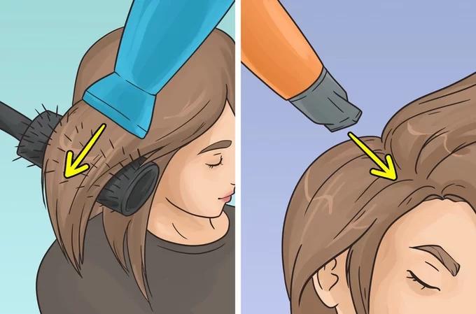 15 lỗi khi dùng máy sấy khiến tóc vừa khô xơ vừa mất nếp - Ảnh 9