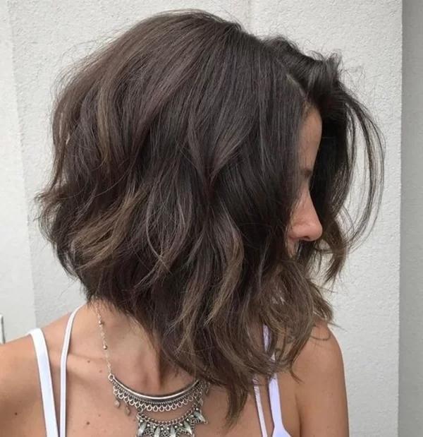 8 mẫu tóc xoăn lỡ giúp nàng trông thời thượng mà không bị già - Ảnh 2