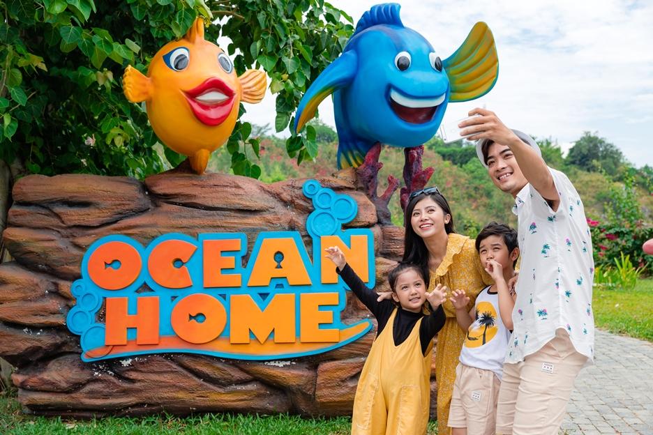 Cùng con khám phá tình yêu đại dương tại Vinpearl - Ảnh 4