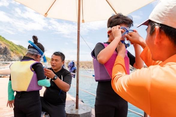 Cùng con khám phá tình yêu đại dương tại Vinpearl - Ảnh 5