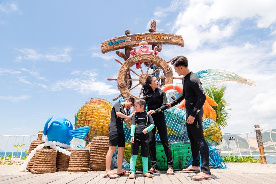 Cùng con khám phá tình yêu đại dương tại Vinpearl - Ảnh 6