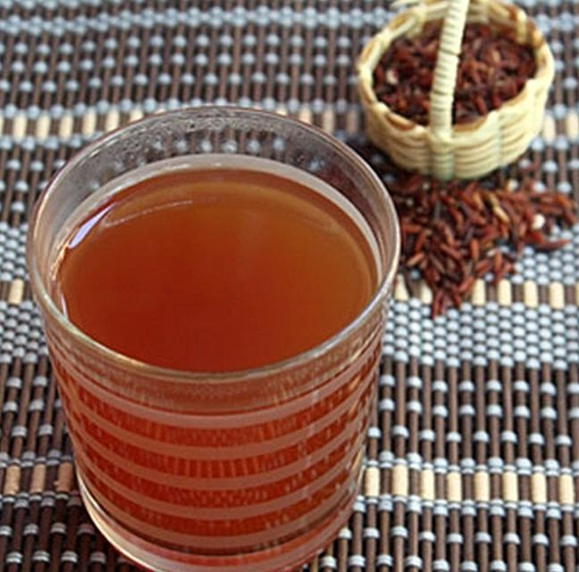 Bụng phẳng lì nhờ uống trà gạo lứt - Ảnh 1